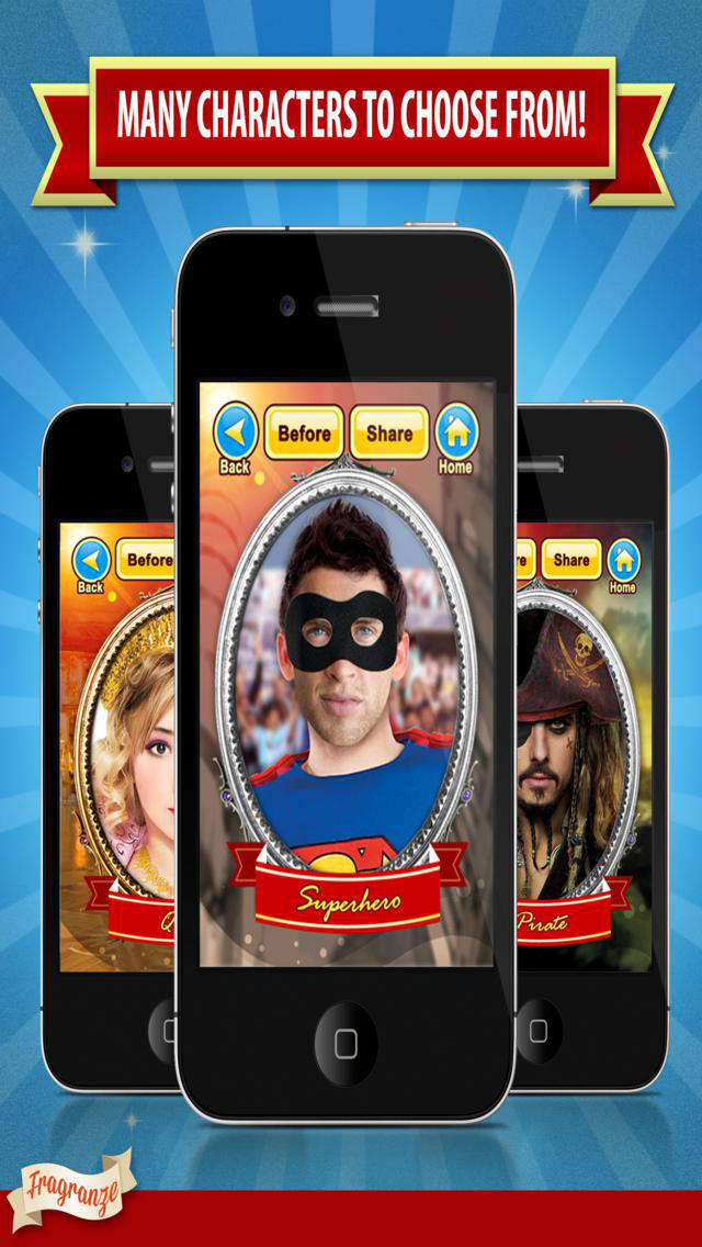 Fancy Dress Booth – Costume Makeup & Dress Up Cosplay Booth Free
