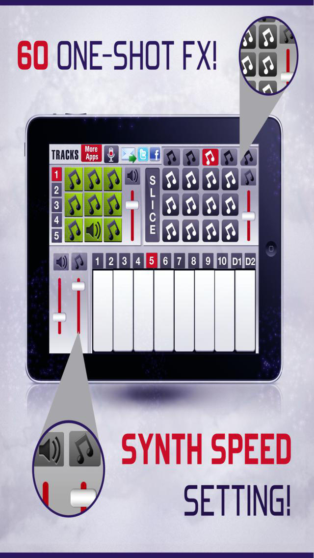 Dubstyler – The Dubstep Drum Machine & Synthesizer Free
