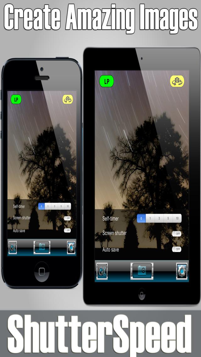 Shutter Speed Free – Slow Camera DSLR Style FX