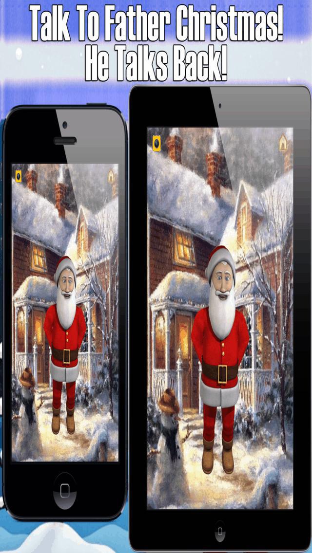 Tiny Talking Father Christmas – Festive Fun Edition