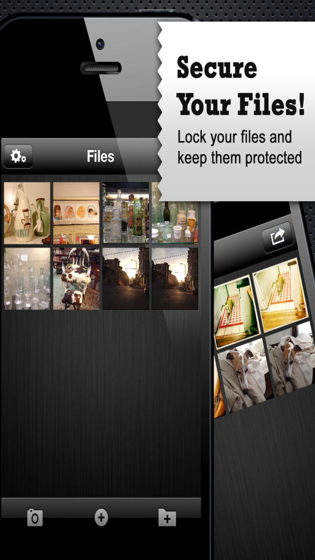 Privacy Pro Lite –  Photo & Video File Storage