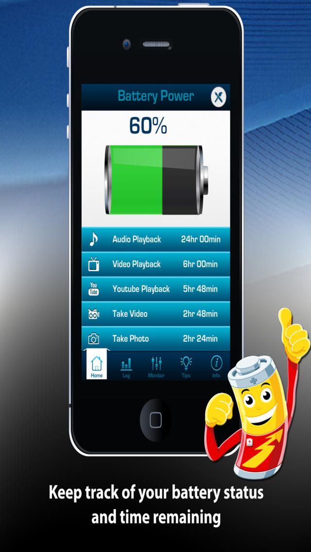 Battery Power Doctor Lite