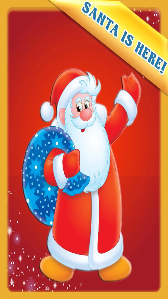 Santa Call – A Santa Claus Musical Christmas App