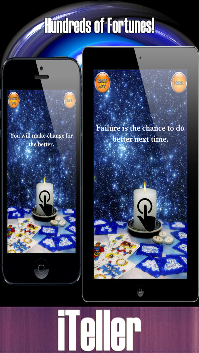iTeller – The Complete Fortune Teller For Modern Times
