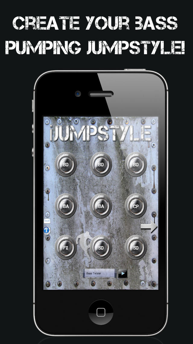 iJumpstyle – Jumpstyle Music Drum Machine