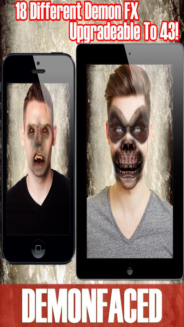DemonFaced – Scary Booth FX