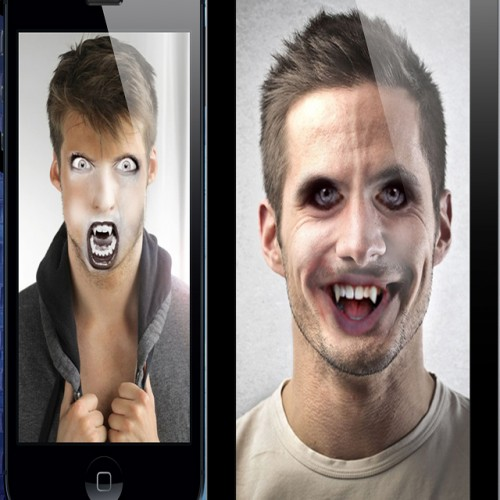 VampireFaced – The Vampire FX Face Booth Generator