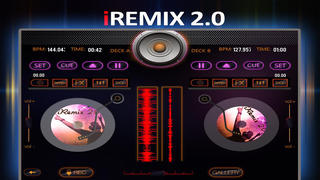 iRemix 2.0 – The Free Portable DJ Music Mixer Remix Tool